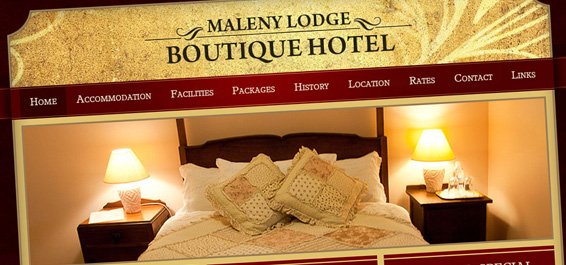 Maleny Lodge Boutique Hotel